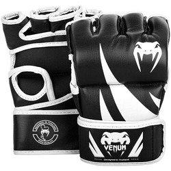 Challenger MMA Gloves Without Thumb blackwhite1