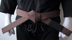 BLACK SAINT Brown Belt 1