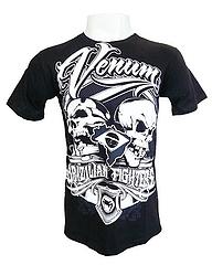 VENUM Tシャツ Brazilian figters 黒