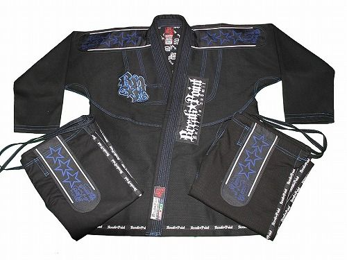 GI Light Weight Deluxe 2013 2014 Black3