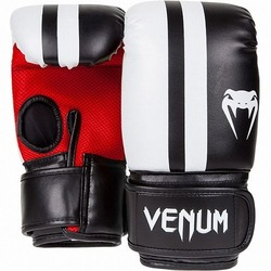 Bag Glove BK Wt Red1