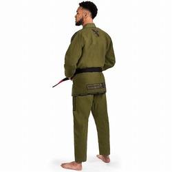 Lightweight Jiu Jitsu Gi green 4