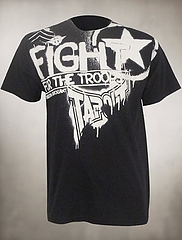 Tapout Respect Black T-Shirt