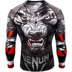 Werewolf Rashguard LS blackwhite 3
