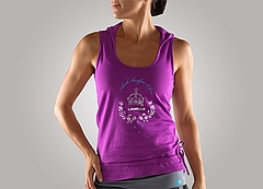 BodyJam I Jam Hoodie_Ladys_Purple_Front