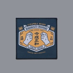 Masakazu Imanari Patch 1
