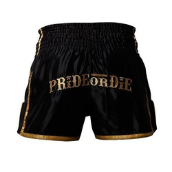 Muay Thai RECKLESS Gold 3