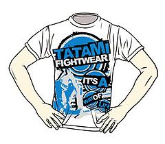 Tatami Tシャツ Summer Funk 白