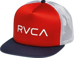 RVCA_The_RVCA_Trucker_II_Hat_red1