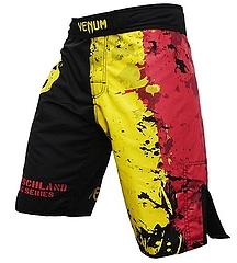 VENUM ファイトショーツ German Flag 黒
