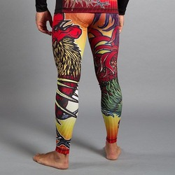 Fire Rooster Spats 2