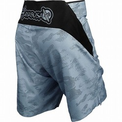 Welded Fight Short Gray2