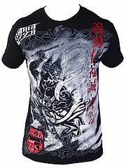 Oni Black T-Shirt1