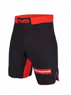fight shorts EVERYDAYPORRADA black 1