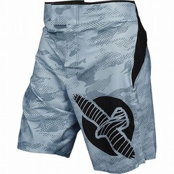 Welded Fight Short Gray1