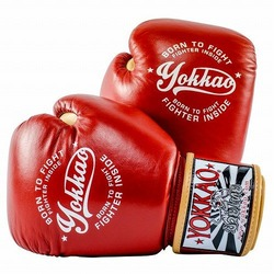 Vintage Boxing Red Gloves1
