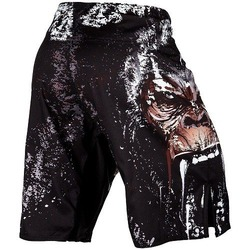Gorilla Fightshorts black 3