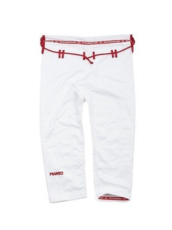 EVERYDAYPORRADA BJJ GI white4