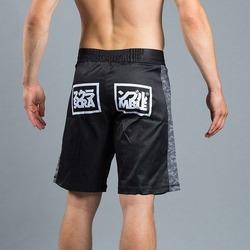 Shorts black camo 2