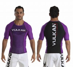 RASH GUARD VULKAN ROXA 2