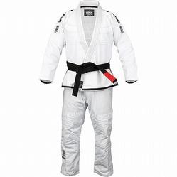 Fuji Sports Sekai BJJ Gi White 1