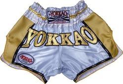 YOKKAO VEGAS Carbon Shorts WhiteGold 1