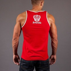 Scramble Superior Movement Vest - Red 2