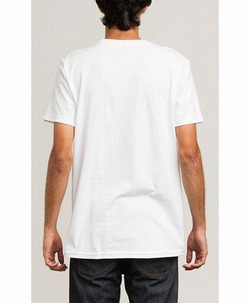 FLIPPED RVCA T-SHIRT wht 4