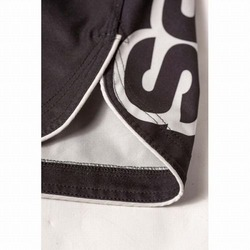 Miura Evo Fight Shorts Black 3