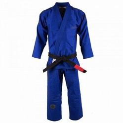 0 Premier BJJ Gi - Blue & Graphite1