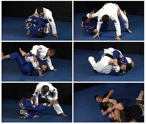DVD カイオ・テハ「111ハーフガード」ブラジリアン柔術テクニック
