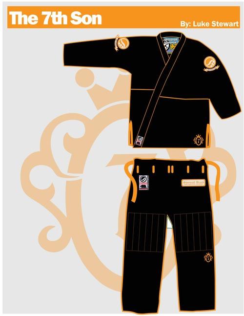 Shoyoroll 柔術衣 7th Sonモデル