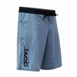 Hybrid Training Short Silverlake Black1