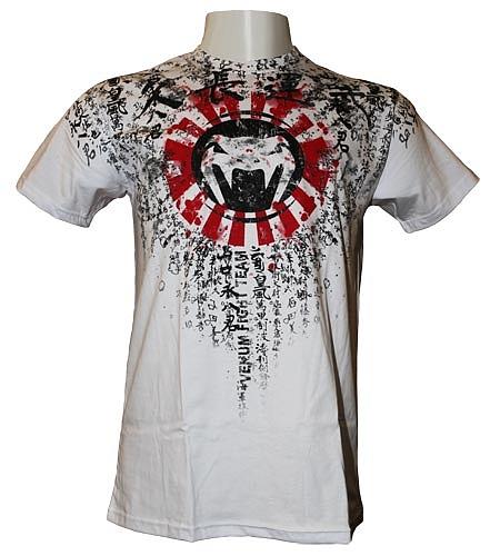 VENUM Tシャツ Kenji rain 白