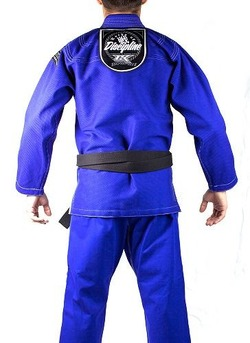 Discipline Gi Blue 2