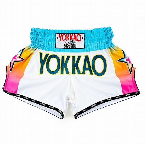 carbonfit-shorts-muay-thai-yokkao-havana-white