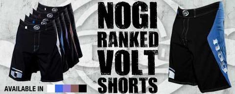 NOGI USA グラップリングショーツ VOLT