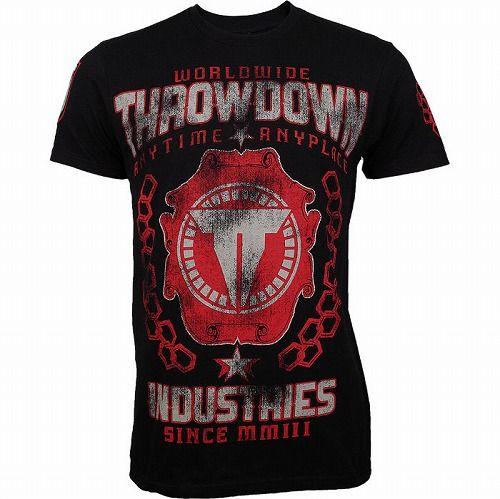Throwdown Rampart Shirt BK1