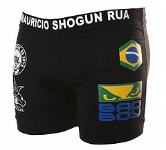 Fightshort Bad Boy Shogun Officiel UFC Black