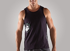 Fighter Singlet_Mens_Front