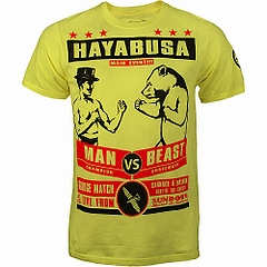 Tee Gentleman Vs. Beast Shirt Yellow1