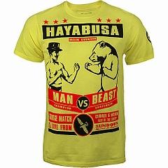 Tee Gentleman Vs. Beast Shirt Yellow1