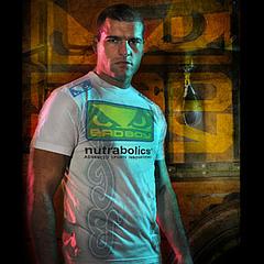 Bad Boy Tシャツ マウリシオ・ショーグン UFCモデル