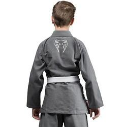 Contender Kids BJJ Gi grey2