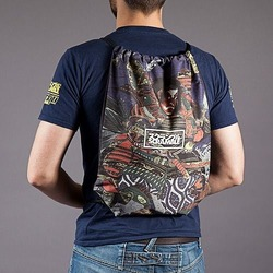 Samurai Drawstring Bag 1