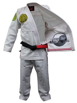 Alpha Jiu-Jitsu White Gi 1