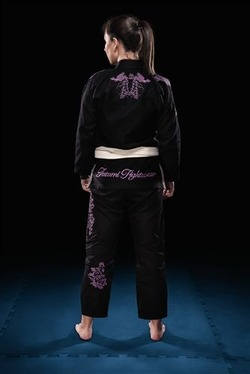 Ladies Black Phoenix BJJ Gi 2