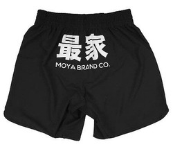 TEAM MOYA TRAINING SHORT2