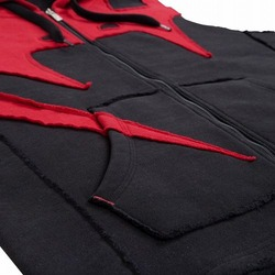 Assault Sleeveless Hoodie - Red Devil 3