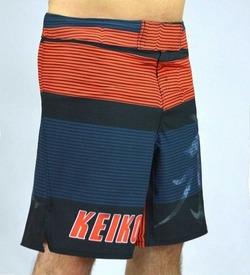 Shorts Vibe Orange2